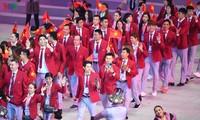 Inauguran en Filipinas los XXX Juegos Deportivos del Sudeste Asiático