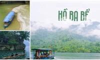 Lago Ba Be, la perla verde del noreste de Vietnam