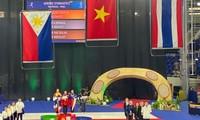 Juegos Deportivos del Sudeste Asiático 2019: Vietnam gana diez medallas de oro en el noveno día de competencia
