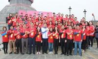 Inauguran VIII Congreso Nacional de la Unión Juvenil de Vietnam