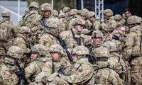 Estados Unidos enviará tropas a ejercicios militares en Europa