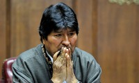 Sería un grave error proscribir al Partido MAS en la vida política de Bolivia, advierte Evo Morales