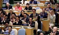 Vietnam asume oficialmente puesto de miembro no permanente del Consejo de Seguridad de la ONU