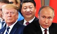 Líderes mundiales con mensajes de cooperación y paz para 2020