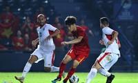Segundo empate de Vietnam en Campeonato Asiático de Fútbol sub-23