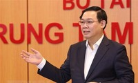 Vicepremier resalta determinación de convertir a Vietnam en país próspero