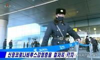 China, Corea del Norte y Corea del Sur intensifican medidas de control ante epidemia de coronavirus