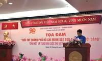Distintas actividades conmemorativas por fundación del Partido Comunista de Vietnam