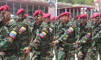 Venezuela realiza ejercicios militares en diversas ciudades