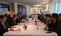 Embajadores de países de Asean en Estados Unidos aprecian papel de presidencia de Vietnam