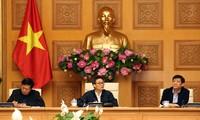 Vicepremier vietnamita propone vigilancia médica obligatoria para quienes regresan de zonas con coronavirus