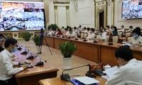 Localidades vietnamitas refuerzan medidas de prevención contra el Covid-19