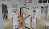 Curados más pacientes de coronavirus en Vietnam