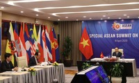 Medios de comunicación regionales resaltan cumbre especial de la Asean sobre Covid-19