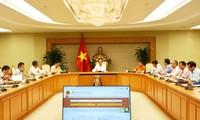 Gobierno vietnamita acelera aplicación de servicios públicos en línea para los ciudadanos