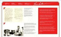 Inauguran exposición de libros y documentales sobre la vida y carrera del presidente Ho Chi Minh