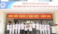 Declaran recuperados a otros 4 pacientes del Covid-19 en Vietnam