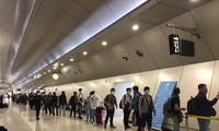 Más de 260 ciudadanos vietnamitas llegan a casa desde Kuwait, Qatar y Egipto