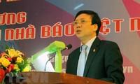Prensa vietnamita apunta a lograr un desarrollo profesional y ser una fuente de información confiable