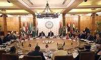 Celebran reunión ministerial de la Liga Árabe sobre Libia
