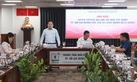 Celebran VII Congreso de Emulación Patriótica de Ciudad Ho Chi Minh