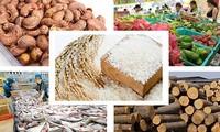 Aumentan exportaciones agropecuarias y silvícolas de Vietnam