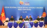 Asean 2020: Diálogo de funcionarios de defensa de ARF