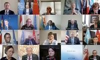 Vietnam participa en debate sobre actividades de diplomacia preventiva en Asia Central