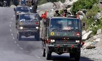 India y China retiran sus tropas del área en disputa