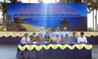 Binh Dinh lanza programa de estímulo turístico