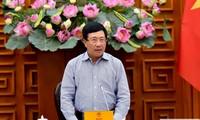 Vicepremier vietnamita destaca aprovechamiento de acuerdos de libre comercio en periodo de integración