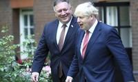 Estados Unidos y Reino Unido cooperan para hacer frente a amenazas externas