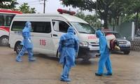 Por proteger al personal médico en primera línea de la lucha antiepidémica