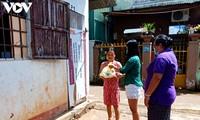 """Bep Com Xa Hoi"" entrega comidas gratis a los afectados por covid-19 en Dak Lak"