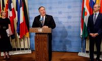Estados Unidos y su campaña unilateral contra Irán