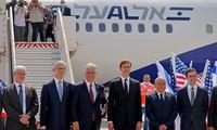 Se opera el primer vuelo directo entre Israel y Emiratos Árabes Unidos