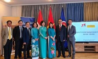 Celebran 75 aniversario de Fiesta Nacional de Vietnam en Suiza, Singapur y México