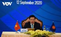 Celebran 27 Reunión del Foro Regional de la Asean