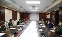 Vietnam y Cuba fortalecen la cooperación médico-militar en la lucha contra covid-19