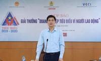 Vietnam honrará a 50 empresas destacadas por su trato a sus trabajadores