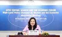 El Foro de Mujeres y Economía de APEC 2020 contribuye a elevar empoderamiento económico de féminas