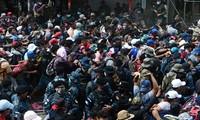 Guatemala repatria a migrantes hondureños que buscaban ir a Estados Unidos