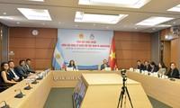 Vietnam desea compartir experiencias con Argentina en prevención y control de la pandemia del covid-19