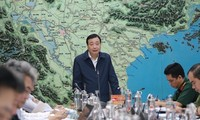 Vietnam se enfrasca en superar las consecuencias del tifón Linfa