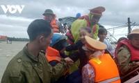 Inundaciones en la región central: 23 muertos y 18 desaparecidos