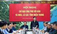 Vietnam acelera la puesta en marcha de las medidas oportunas en respuesta al tifón Saudel