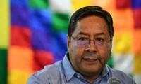 Presidente de Bolivia condena maniobras desestabilizadoras