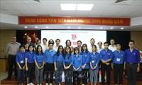 Fortalecen la solidaridad entre los jóvenes de Vietnam y Cuba