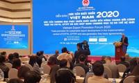 Vietnam por impulsar la promoción comercial y el desarrollo de las exportaciones de forma sostenible