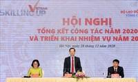 Vietnam por mejorar la calidad de la formación profesional